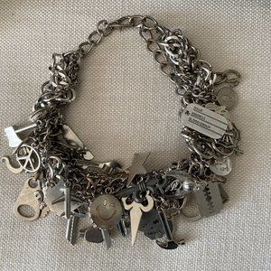 Jewelry - Bad Girl Charm Necklace